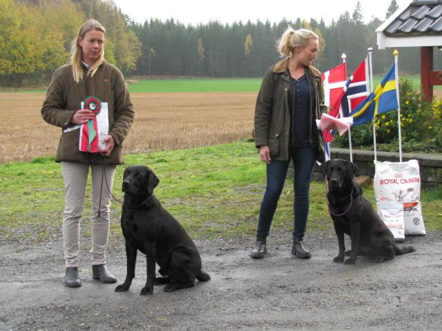 PM1. Jenny Långström Ruotsi ja PM2. Tanja Thorsen Tanska